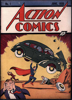 Action Comic One Storage Inn Blog Post