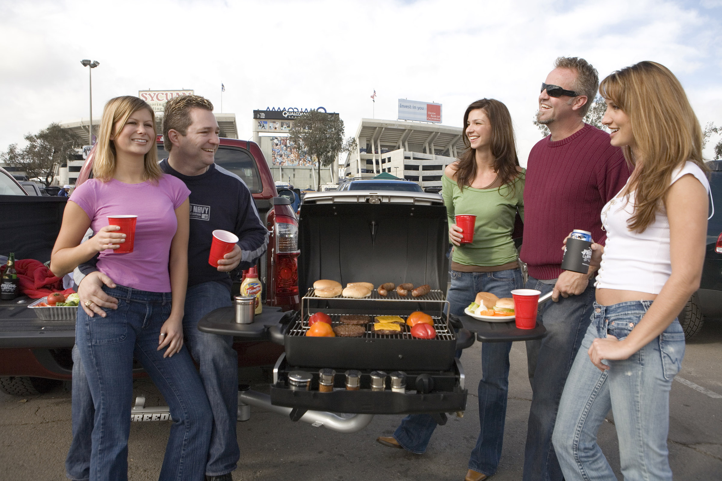 Tailgating Storage Tips from The Storage Inn