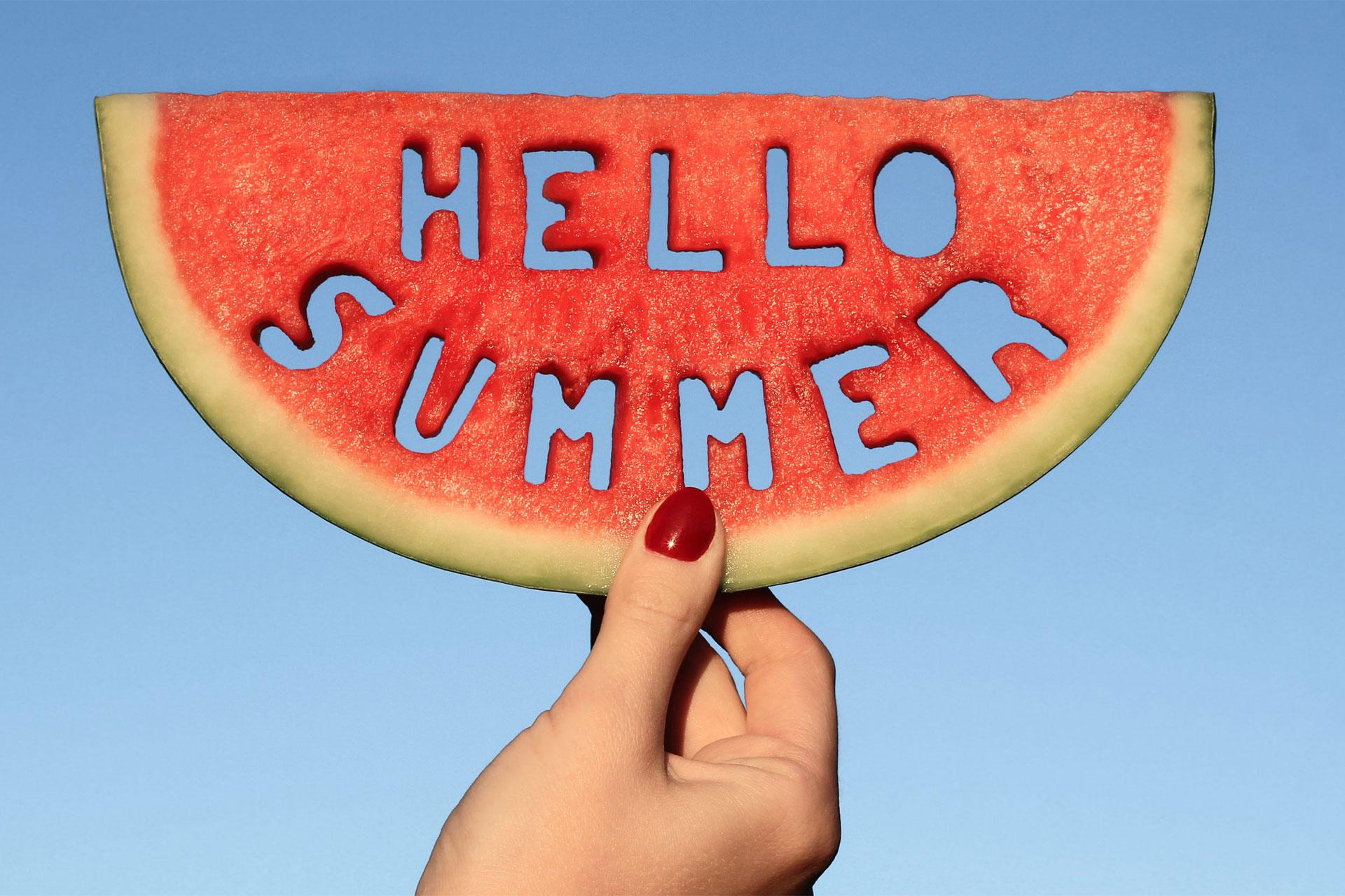 Hello Summer Storage