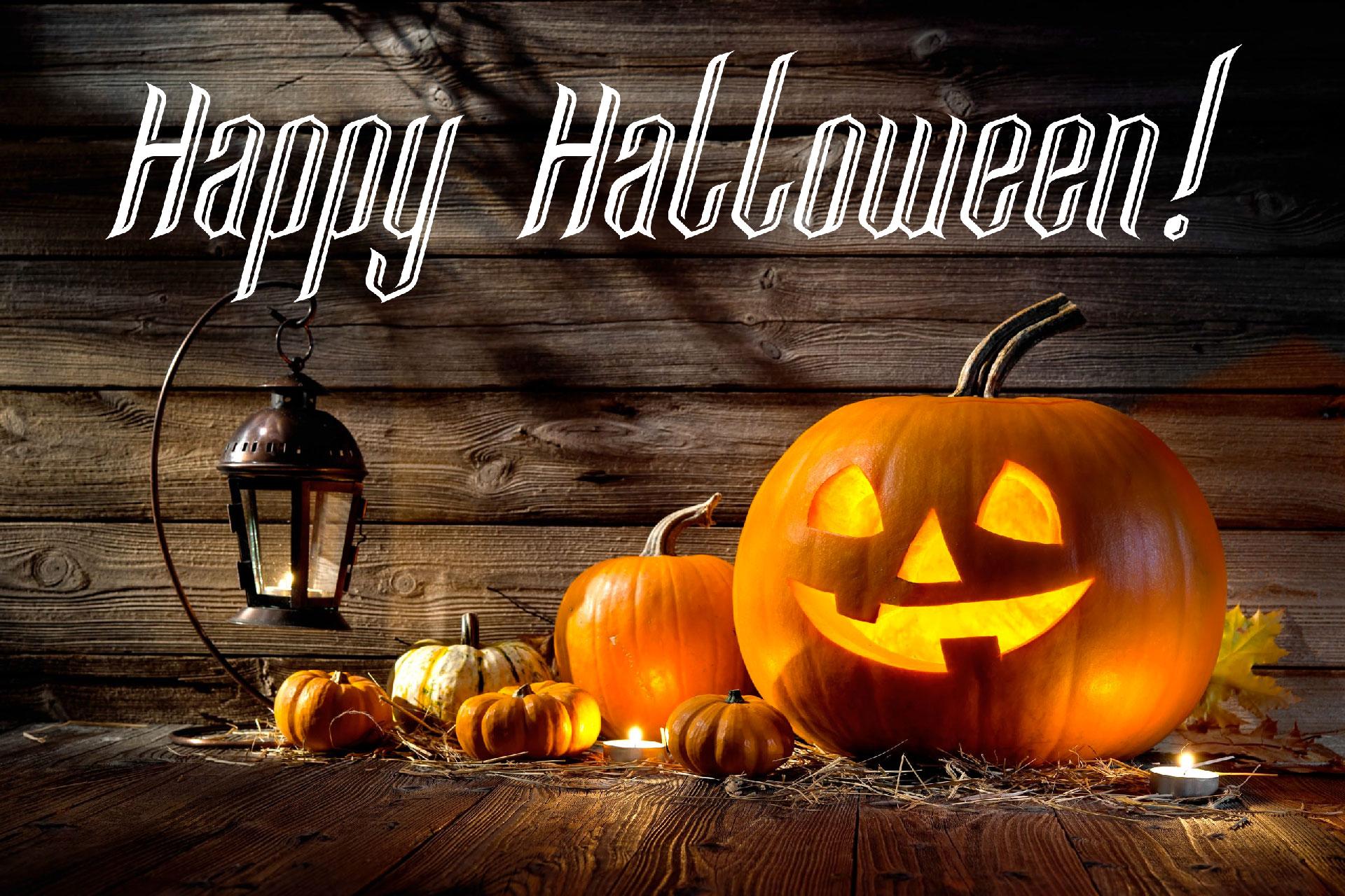 Happy Halloween from The Storage Inn of EHT