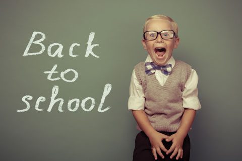 The Storage Inn blog's latest post is about Back to School